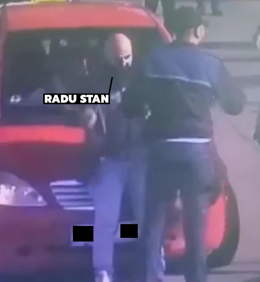 Concurentul-vedetă de la un mega-show al PRO TV a tăbărât pe un șofer