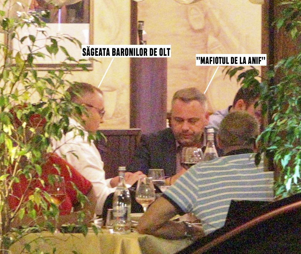 """""""Mafiotul de la ANIF"""" + săgeata baronilor de Olt au sărbătorit lovitura..."""