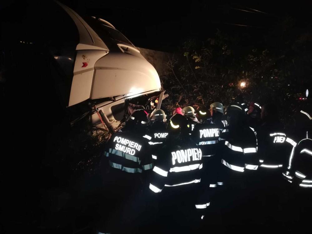 Șoferul care a provocat carnagiul din Ialomița a condus toată noaptea. Ultima dorință a bărbatului înainte să moară