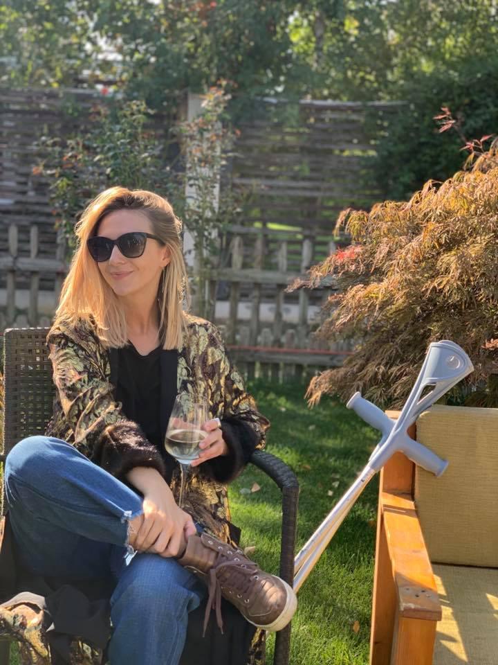 Adela Popescu, în lacrimi de bucurie de ziua ei! Ce surpriză i-a făcut Radu Vâlcan înainte ca prezentatoarea să ajungă la emisiunea de la Pro TV