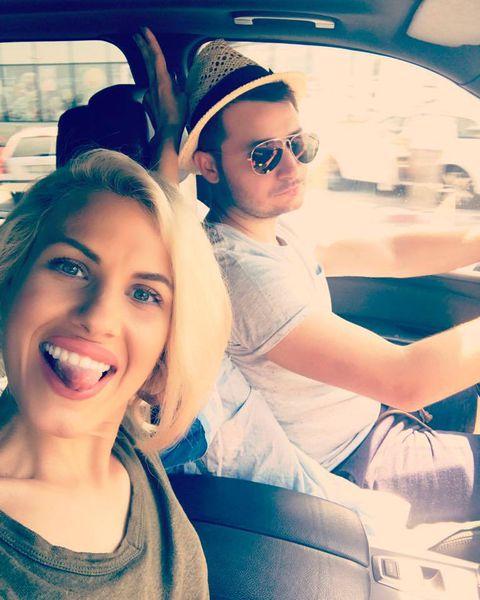 Încă un cuplu cunoscut ar fi pe cale să se destrame. Divorțează Amna?!
