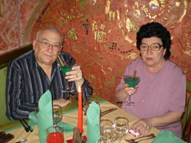 Anca și Tiberiu Ceia erau împreună de 52 de ani © Facebook